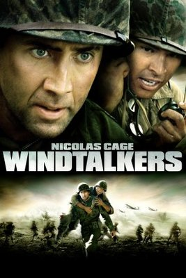 Windtalkers movie poster (2002) poster MOV_e843ab0b