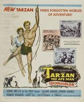 Tarzan, the Ape Man movie poster (1959) picture MOV_6772c52a