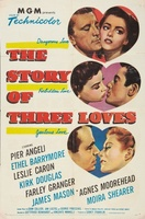 The Story of Three Loves movie poster (1953) picture MOV_c0d7484a