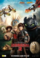 How to Train Your Dragon 2 movie poster (2014) picture MOV_e855c300