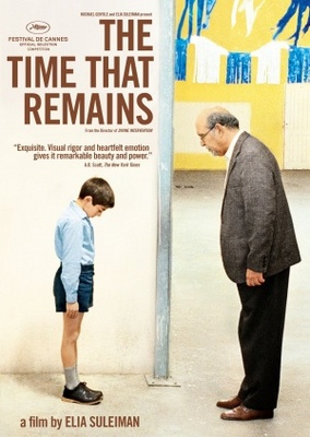 The Time That Remains movie poster (2009) poster MOV_e85dc6bf