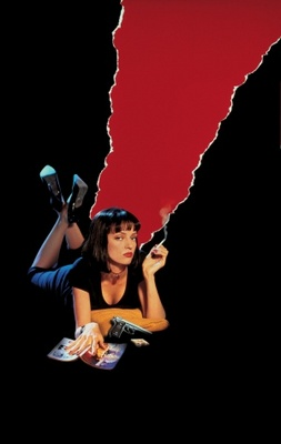 Pulp Fiction movie poster (1994) poster MOV_e85fe83d