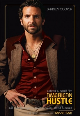 American Hustle movie poster (2013) poster MOV_e865f33a