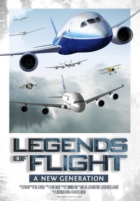 Legends of Flight movie poster (2010) poster MOV_e865fcf5