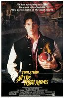 All the Right Moves movie poster (1983) picture MOV_e86a22dd