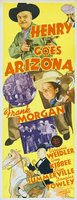 Henry Goes Arizona movie poster (1939) picture MOV_e8702085