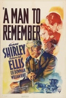 A Man to Remember movie poster (1938) picture MOV_e871ac7d
