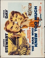 The Man Who Knew Too Much movie poster (1956) picture MOV_e8767acd