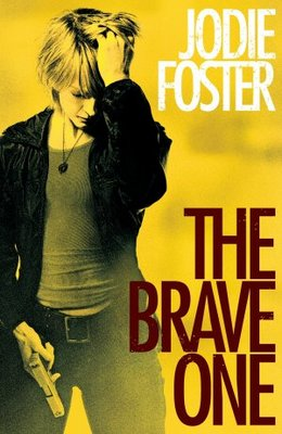 The Brave One movie poster (2007) poster MOV_e881db7d