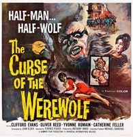 The Curse of the Werewolf movie poster (1961) picture MOV_e88b15b3