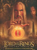 The Lord of the Rings: The Two Towers movie poster (2002) picture MOV_e890fd13