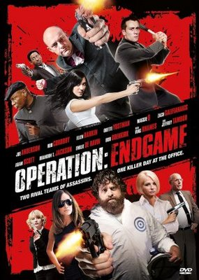 Operation Endgame movie poster (2010) poster MOV_e898bbb6