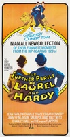 The Further Perils of Laurel and Hardy movie poster (1968) picture MOV_e89a33db