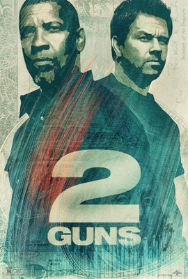 2 Guns movie poster (2013) poster MOV_e8aa75a6