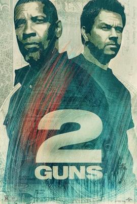 2 Guns movie poster (2013) poster MOV_e8aa75a6