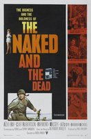 The Naked and the Dead movie poster (1958) picture MOV_e8b29490