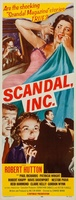 Scandal Incorporated movie poster (1956) picture MOV_e8b3d3a6