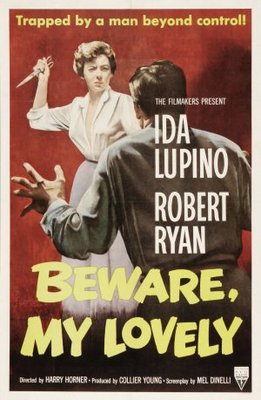 Beware, My Lovely movie poster (1952) poster MOV_e8b602dc