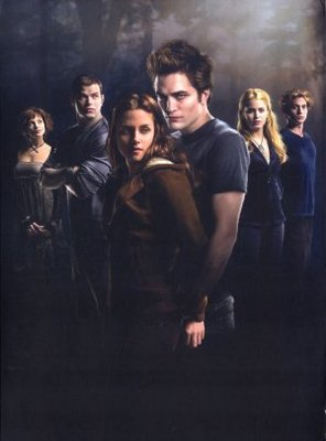 Twilight movie poster (2008) poster MOV_e8ba6020
