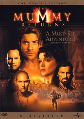 The Mummy Returns movie poster (2001) poster MOV_e8bc8313