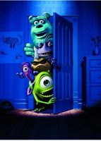 Monsters Inc movie poster (2001) picture MOV_e8bdc918