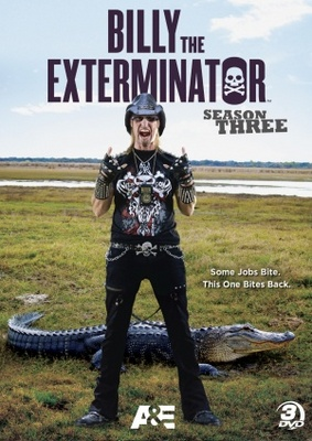 Billy the Exterminator movie poster (2009) poster MOV_e8c404cf