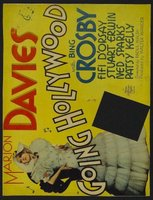 Going Hollywood movie poster (1933) picture MOV_e8cfdaae