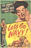 Let's Go Navy! movie poster (1951) picture MOV_e8d60e35