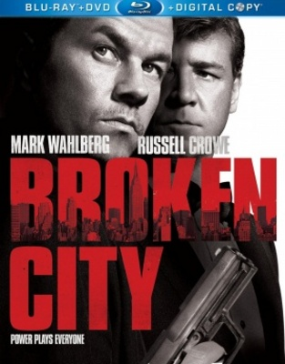 Broken City movie poster (2013) poster MOV_e8de3f34