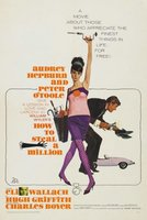 How to Steal a Million movie poster (1966) picture MOV_e8e53728