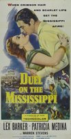 Duel on the Mississippi movie poster (1955) picture MOV_e8e79a2e