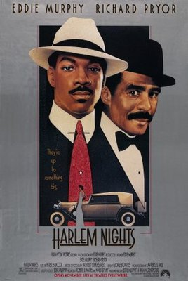 Harlem Nights movie poster (1989) poster MOV_e8e8b62a