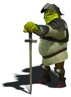 Shrek the Third movie poster (2007) picture MOV_e8eb94a3