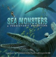 Sea Monsters: A Prehistoric Adventure movie poster (2007) picture MOV_e8f0bf2c