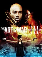 The Art of War III: Retribution movie poster (2008) picture MOV_e8f34805