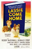 Lassie Come Home movie poster (1943) picture MOV_e8f5be9e
