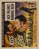 Kiss of Fire movie poster (1955) picture MOV_e8f8a10c