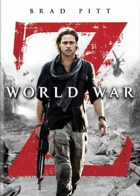 World War Z movie poster (2013) poster MOV_e8faba1f