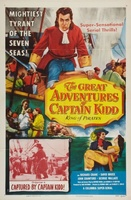The Great Adventures of Captain Kidd movie poster (1953) picture MOV_e8fd61de
