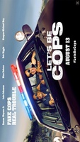 Let's Be Cops movie poster (2014) picture MOV_e90095fe
