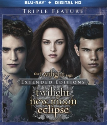 Twilight movie poster (2008) poster MOV_e900ac02