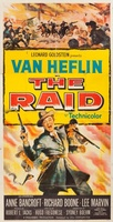The Raid movie poster (1954) picture MOV_e905dfe9