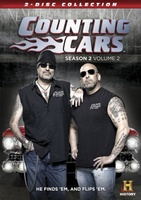 Counting Cars movie poster (2012) picture MOV_e908f7f6