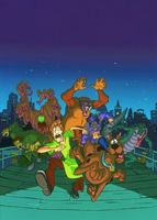 Scooby-Doo and the Cyber Chase movie poster (2001) picture MOV_e90d599c
