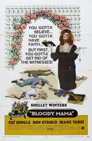 Bloody Mama movie poster (1970) picture MOV_8db4e499