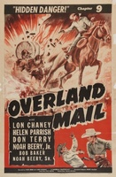 Overland Mail movie poster (1942) picture MOV_e916dba9