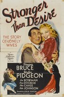 Stronger Than Desire movie poster (1939) picture MOV_e91aedc4