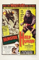 Half Human movie poster (1958) picture MOV_e926641f