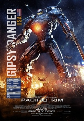 Pacific Rim movie poster (2013) poster MOV_e93154eb