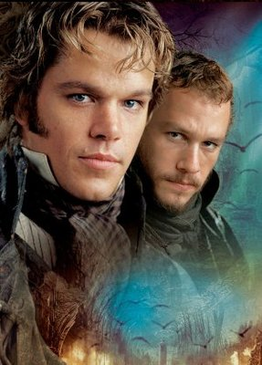 The Brothers Grimm movie poster (2005) poster MOV_e9390342